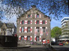Das Kölnische Stadtmuseum zeigt, sammelt und bewahrt Objekte zur Geschichte Köln vom Mittelalter bis in die Gegenwart.  (Foto: Nicole Hundertmark)
