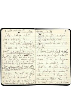Marilyn Monroe's Diary
