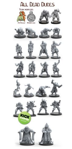 Greebo Games is raising funds for Un-Renaissance : un-dead miniatures from Renaissance on Kickstarter! Un-deads, Necromancy and Renaissance: the perfect mix for your next Fantasy Football team. High quality and details in metal cast. Fantasy Football Rings, Blood Bowl Teams, Blood Bowl Miniatures, Bowl Game, Fantasy Miniatures, Tabletop Games, Models, Football Team, Renaissance