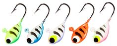 Eagle Claw® Striped Crappie Ice Jig | Bass Pro Shops: The Best Hunting, Fishing, Camping & Outdoor Gear
