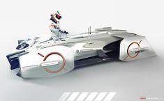 SAIC 'MG 90 Style' concept car by Zha Lianghao