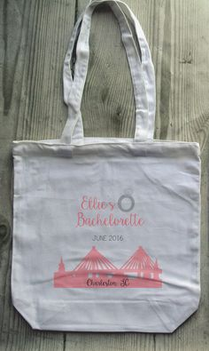 Southern Wedding Gift Bag Ideas : Gift Bags on Pinterest Bachelorette Gifts, Bachelorette Party Gifts ...