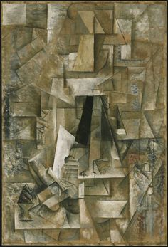 Picasso and the Avant-Garde in Paris: Man with a Guitar, 1912