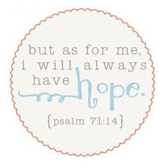 Gallery For > Quotes From The Bible About Hope