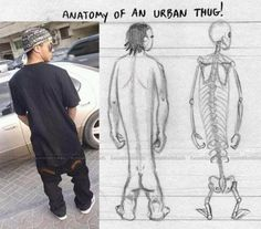 Anatomy of an Urban Thug