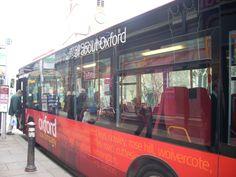 Bus en Oxford