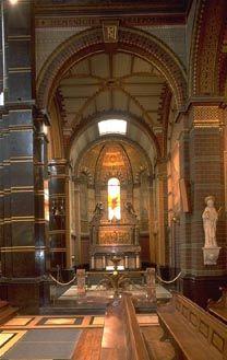 Interior Heilige Sint Nicolaas Kerk, Prins Hendrikkade 73, Amsterdam