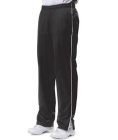 A4 Women's Zip-Leg Pull-on Pant NW6179 Black