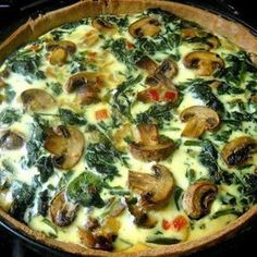 Cocina – Recetas y Consejos Quiches, Veggie Recipes, Vegetarian Recipes, Cooking Recipes, Healthy Recipes, Fish Recipes, Enjoy Your Meal, Salty Foods, Vegetarian Lunch