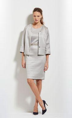 Look view : leuk chique kleedje, zeker in combinatie met vestje !