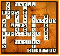 Teachers! Homeschoolers! Students!  Here are free Greek gods puzzles  Ive created for classroom and home use, including Crossword and Word Search...