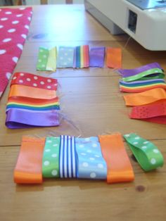 How To Make A Taggie Blanket