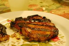 Quick and Easy Pork Chop Marinade and Basting Sauce