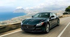 Maserati Gives Its Quattroporte Flagship Sedan a Face-Lift Maserati Quattroporte, Luxury Car Brands, Top Luxury Cars, Cadillac Eldorado, Bugatti Veyron, Jeep Wrangler, Bmw Cabrio, Ferrari, Lamborghini Cars