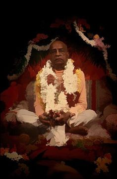 """November 14. ISKCON 50 – S.Prabhupada Daily Meditations.  One of my favorite lines from the poems that Prabhupada wrote is, """"Make me dance, make me dance, O Lord make me dance as You li…"""