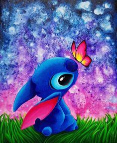 Cute Doodles Disney Lilo And Stitch - Cute Cartoon Wallpaper Iphone, Disney Phone Wallpaper, Cute Cartoon Wallpapers, Lilo Ve Stitch, Lilo And Stitch Quotes, Cute Disney Drawings, Cute Drawings, Drawing Faces, Disney Kunst