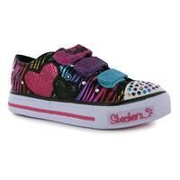 Skechers #Twinkle #Toes #Trainer #Time #Childs