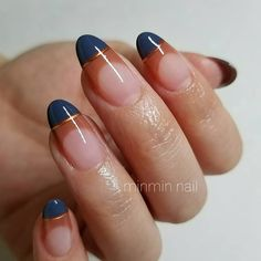 28 Unique and Beautiful Nail Art Designs – Get Nails, Love Nails, How To Do Nails, Pretty Nails, Hair And Nails, Nail Manicure, Nail Polish, Nailart, Nagellack Trends