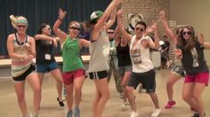 """Texas Lions Camp Session D2 2013 does it """"Gangham Style"""""""