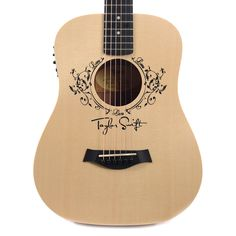 Taylor TS-BTe Taylor Swift Baby Natural w/Electronics