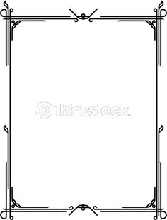 Free Art Deco Borders | Art Deco Border Vector Art 153991944 | Thinkstock