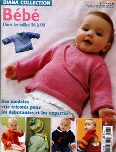 Download - Revista Tricot Diana Bebê