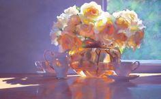 Солнечные картины Grace Paleg - Художественная галерея