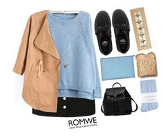 """""""#Romwe"""" by credentovideos ❤ liked on Polyvore featuring Princess Carousel, Underground, Givenchy, Toast and Johnstons"""