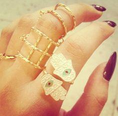 Haifa wehbe   #accessories #nails