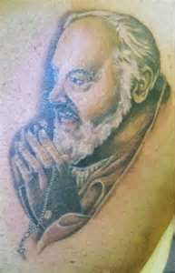 Padre Pio « Nany Tattoo