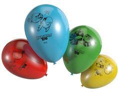 Balony lateksowe z Angry Birds!