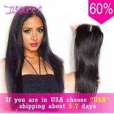 Brazilian virgin hair closure Straight Lace Closure Brazilian Hair Straight Closure Human Hair Lace Closure Free 3 Middle part -  http://mixre.com/brazilian-virgin-hair-closure-straight-lace-closure-brazilian-hair-straight-closure-human-hair-lace-closure-free-3-middle-part/  #Closure