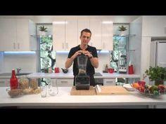 How to Make Dairy Free Milks in a Vitamix - Almond Milk Recipe