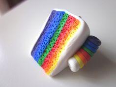 Rainbow Cake............