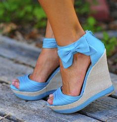American Rag Casen Women Us 7 5 Blue Wedge Sandal Wedding Attire Pinterest Wedges And Sandals