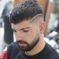 How To Style A Hard Part: 20 Awesome Hard Part Haircuts - Men's Hairstyles High Fade Haircut, Crop Haircut, Highlights For Men, Hard Part Haircut, Classic Haircut, Eyebrow Grooming, Body Photography, Hair Styler, Haircuts For Men