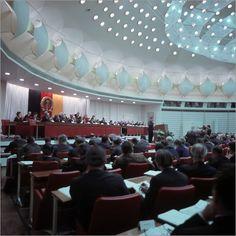 DDR - Volkskammersitzung 1968
