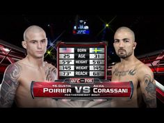 Fight Night Hidalgo Free Fight: Dustin Poirier vs Akira Corassani