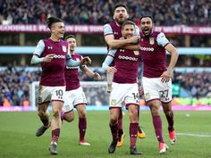 Aston Villa extend unbeaten league run against arch-rivals Birmingham City to move up to second — The Independent Championship Football, Villa Park, World Football, English Premier League, Aston Villa, Best Player, Birmingham, Fifa, Arch