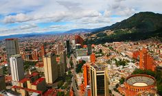 Bogotá from Torre Colpatria   by GringoPaisa