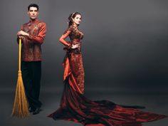 kebaya by Raden Sirait