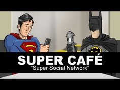Batman and Supes review the finer points of social media while hanging out in their favorite café.    Get your HISHE shirts now:  http://howitshouldhaveended.spreadshirt.com/    Thanks for watching. Leave us a comment and spread the love by subscribing to our channel and/or give us a 'thumbs up'! For more, go to http://www.howitshouldhaveended.com