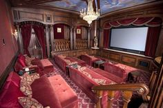 Home Theatre WOW factor