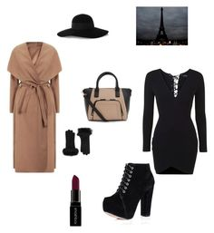 """""""Untitled #9"""" by dani-379 ❤ liked on Polyvore featuring Topshop, UGG Australia, Eugenia Kim, Smashbox, women's clothing, women's fashion, women, female, woman and misses"""