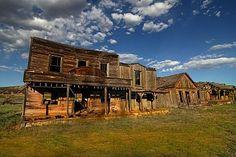 Old Gunsmoke Setting in Southern Utah