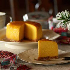 FEED | Websta (Webstagram) かぼちゃのチーズケーキ