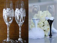 Dekoracje weselne hand-made - Porady ślubne - Ślubowisko