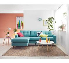 Miami 3 Seater Chaise   Sofas & Armchairs   Categories   Fantastic Furniture…