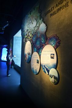 """Twilight Zone: Deep Reefs Revealed Completion Date: May 2016 Don't scream; it's not that kind of Twilight Zone. While it may not be the stuff of TV nightmares, the exhibit Group Delphi fabricated at the California Academy of Sciences certainly does evoke wide eyes and rapid heartbeats. And unlike its pixelated counterpart, this experience offers live interaction with some """"stranger-than-fiction"""" characters: the fascinating sea creatures that live in the depths where traditional scuba gear…"""