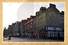 Estúdio Brigit - Livros Artesanais & Arte: A Viagem (133): Edimburgo (The Trip: Edinburgh)